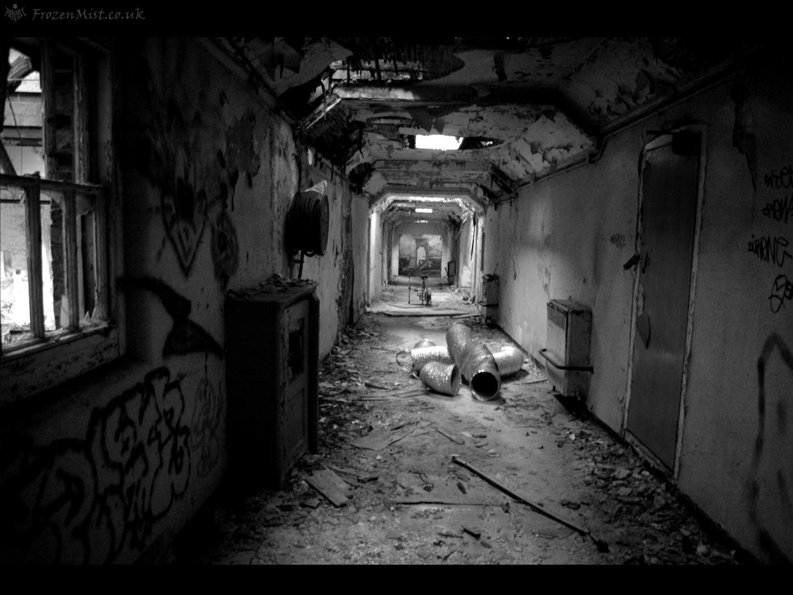 Corridor 2 wallpaper frozenmist - Wallpaper corridor ...